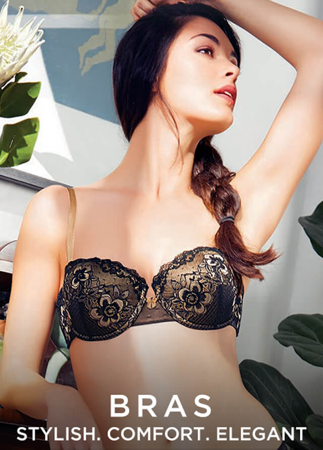 Fabulous Collection of Fashion Bras