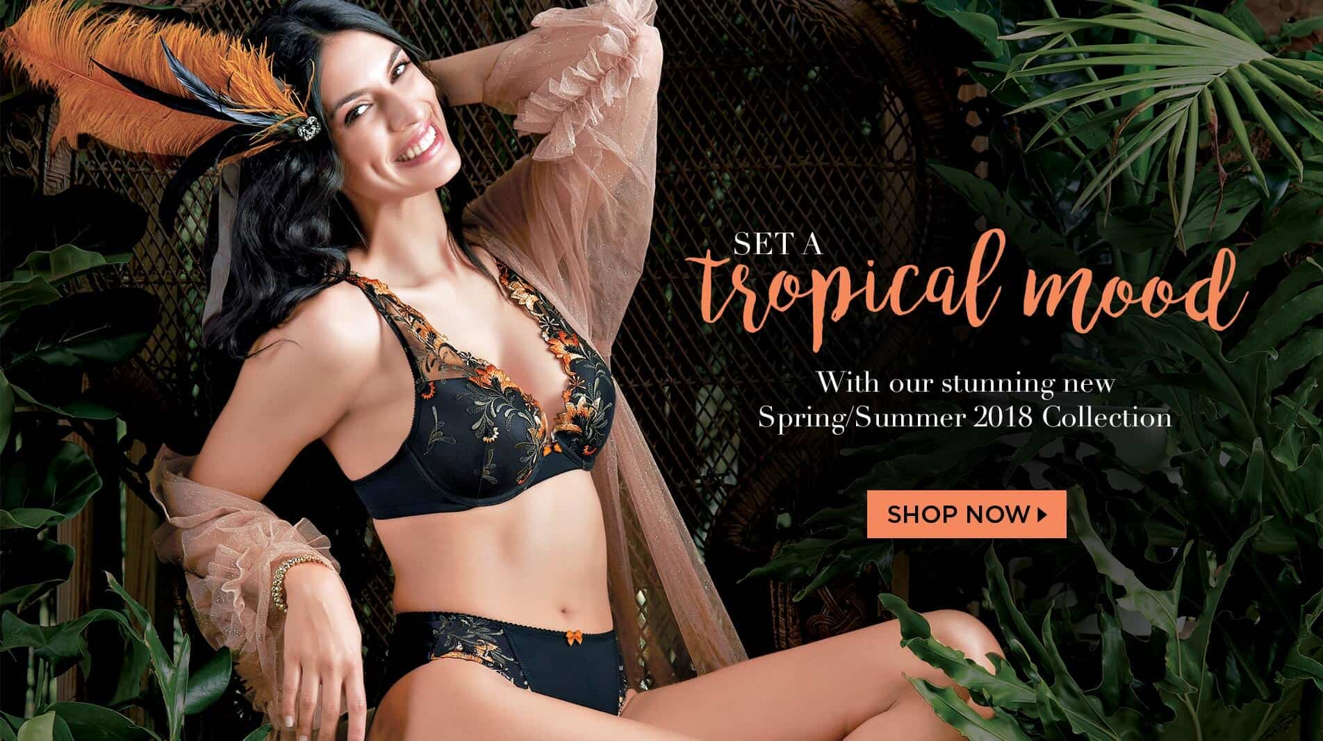 Enamor® Stunning New Spring Summer 2018 Collection